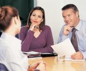 Employment interview